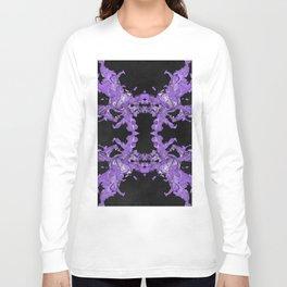 crash kaleidoscope Long Sleeve T-shirt