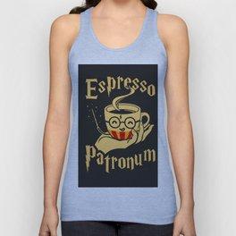 Espresso Patronum Unisex Tank Top