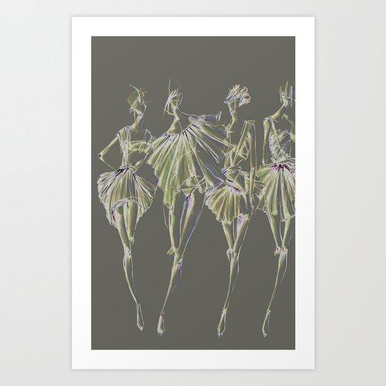 Fas_Illu Art Print