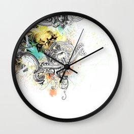 V.C.M. Wall Clock
