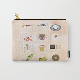 Japanese Food Carry-All Pouch