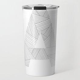 A strings Travel Mug