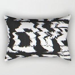 Love or Hate Rectangular Pillow