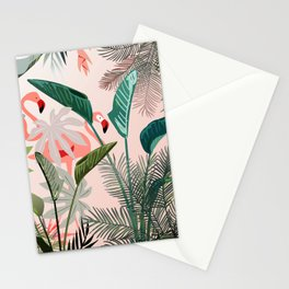 Looking for a paradise Stationery Cards