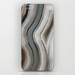 Bleubahken iPhone Skin