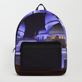 Sheikh Zayed Grand Mosque Backpack
