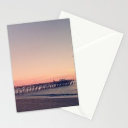 Balboa Pier Stationery Cards
