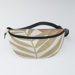 Tropical Leaf- Abstract Art 9 Fanny Pack