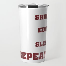 What's your everyday routine? Go get this awesome tee design great for telling your priorities!  Travel Mug