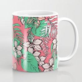 Bold Tropical Coffee Mug