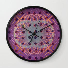 Dot - 3D graphic Wall Clock