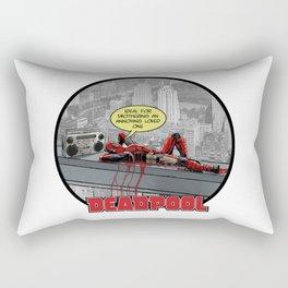 The Degenerate Regenerates Rectangular Pillow