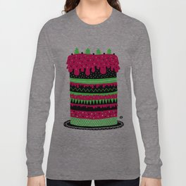 The cake Long Sleeve T-shirt