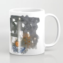 Embroidered flowers 2 Coffee Mug