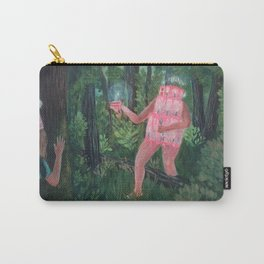 Here comes the Birthday Cake Carry-All Pouch