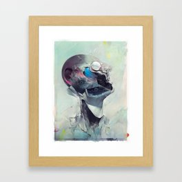 The Interrogation Framed Art Print
