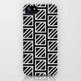 Glyph Pattern iPhone Case