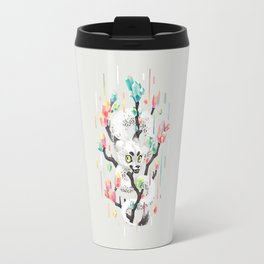 Dragon and His Treasure Travel Mug