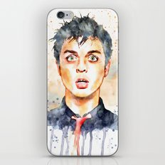 Billie the Punk Rocker iPhone & iPod Skin