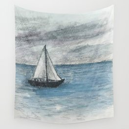 Beyond the Horizon Wall Tapestry