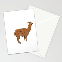 Adventure Alpaca My Bags Vacation Shirt Adventure Shirt Stationery Cards