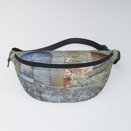 Old House in Italy Fanny Pack