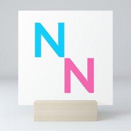 Norris Nuts Do Stuff Mini Art Print