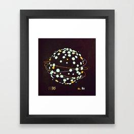 nonukes Framed Art Print