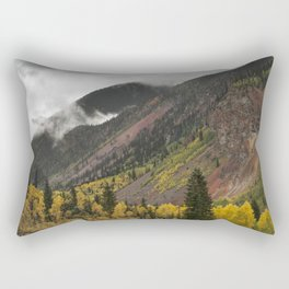 Rocky Mountain High Rectangular Pillow