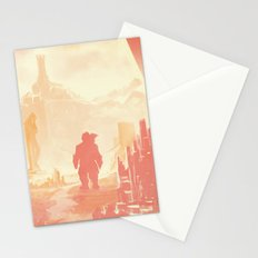Dragon Age: Varric Stationery Cards