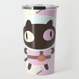COOKIE CAT!!  Travel Mug