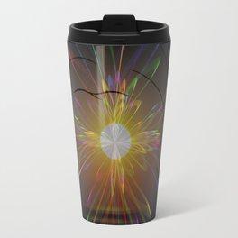 Light and energy - sunset Travel Mug