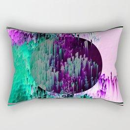 Dart Dash Rectangular Pillow