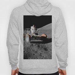 Apollo 17 - Moon Buggy Hoody