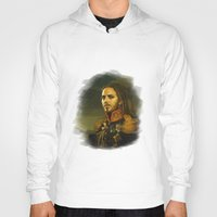 tim shumate Hoodies featuring Tim Minchin - replaceface by replaceface