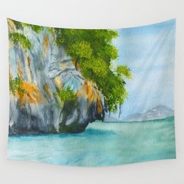 Island Wall Tapestry