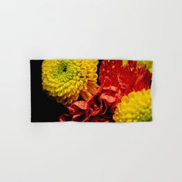 Floral Untitled .05 Hand & Bath Towel