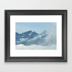 French Pyrenees 02 Framed Art Print