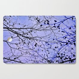 boughs ultraviolet Cutting Board