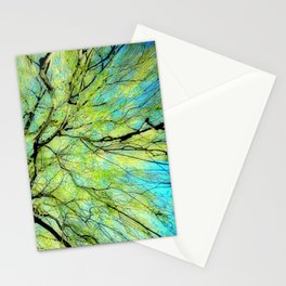 Sunny Canopy Top Stationery Cards