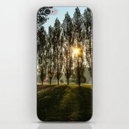 Penn State Sunrise iPhone Skin