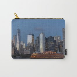NYC and Staten Island Ferry Carry-All Pouch