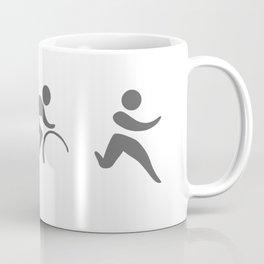 Triathlon (swimming, cycling, running) Coffee Mug