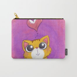 Purrfect Love! Carry-All Pouch