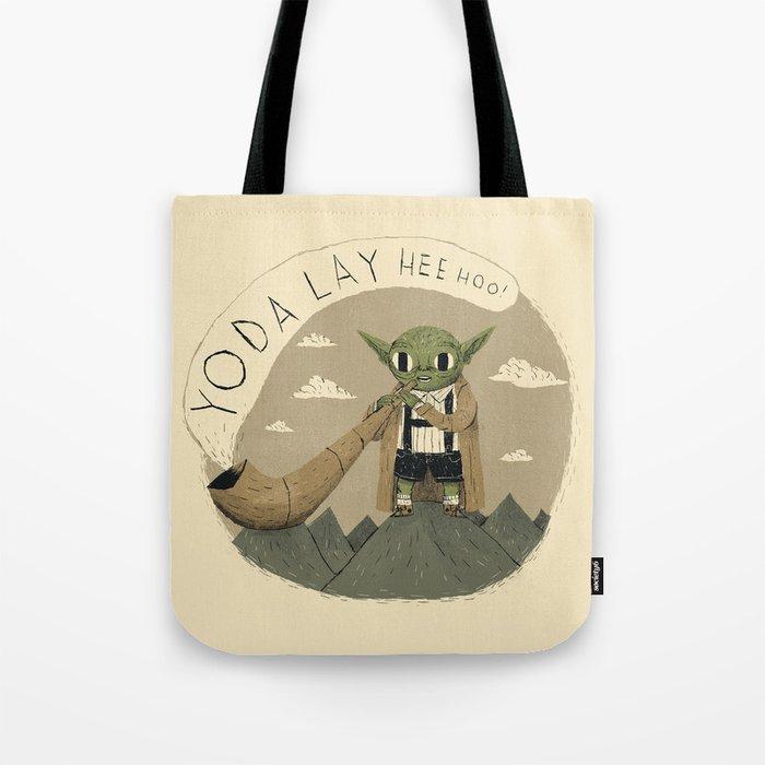 yodaling  Tote Bag