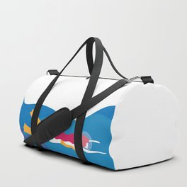 Deep in the sea Duffle Bag