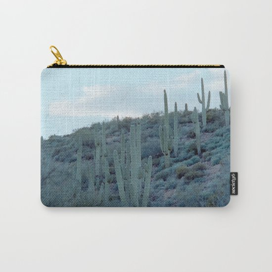 evening cactus Carry-All Pouch