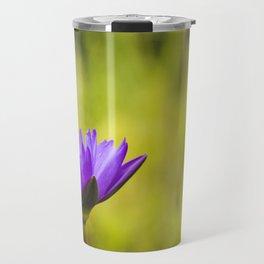 Blue Lotus, Star Lotus Travel Mug