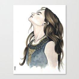 Endellion Canvas Print