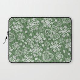 Irish Lace Laptop Sleeve